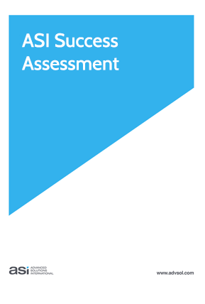 Get a Free Association or Fundraising Success Partnership Assessment