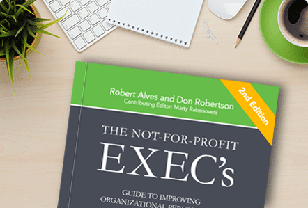 Download The Not-for-Profit Exec's Guide to help improve your fundraising organization's performance