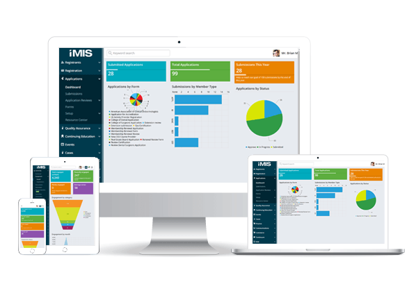 Request a Demo of iMIS Regulatory Software