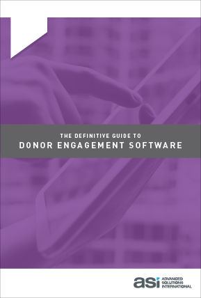 The Definitive Guide to Donor Engagement Software