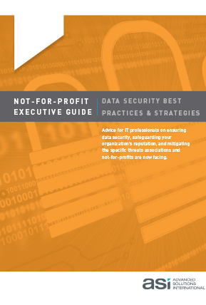 Not-for-Profit Executive Guide - Data Security Best Practices and Strategies