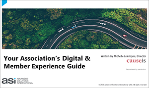 Your Association's Digital & Member Experience Guide