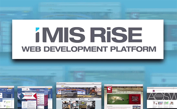 Watch an Overview of iMIS Membership  and Fundraising CMS Software