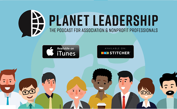 Hear Bob Alves discuss iMIS Software on The Planet Leader Podcast